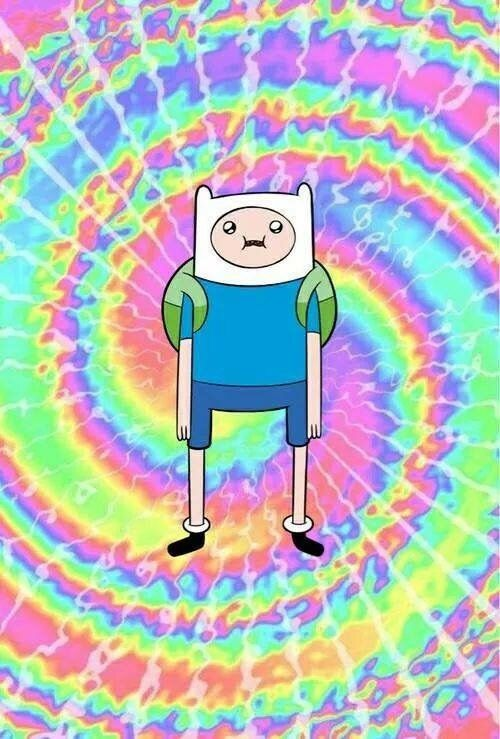 Adventure Time Finn And Background Image Adventure Time Wallpaper Cartoon Wallpaper We Heart It Wallpaper