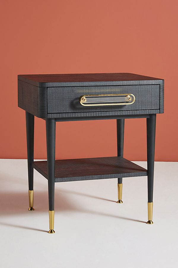 Odetta Side Table Side Table Hanging Furniture Unique Nightstand