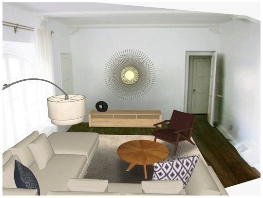 Living Room Designer Tool Prepossessing A New 3D Room Design Tool Based On Photos Of Your Actual Room Design Inspiration