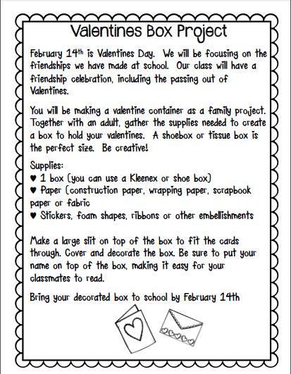 Valentines Centers And More Kindergarten Valentines Valentines
