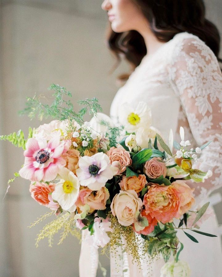 Creative wedding bouquet ideas #wedidngbouquet #bouquet