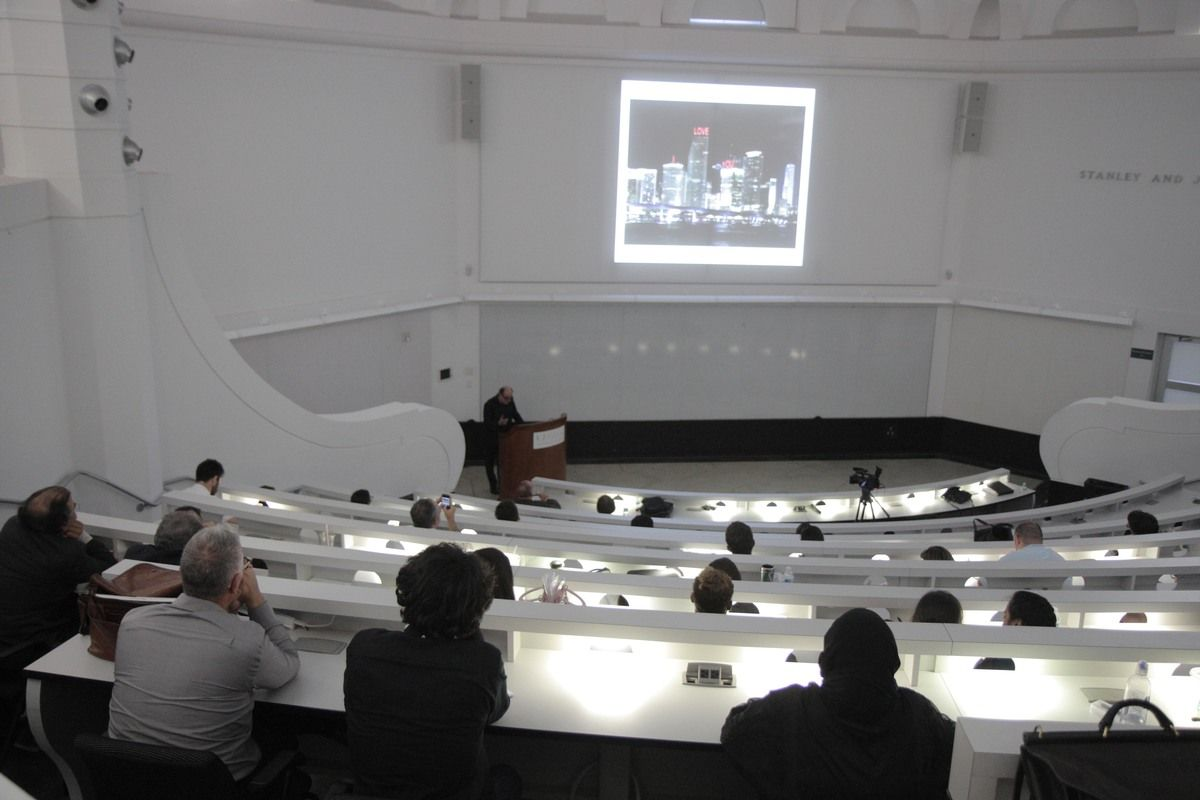 Leon Krier | Escuela de Arquitectura de la Universidad de Miami | Jorge M Perez Architecture Center | Coral Gables, Miami, Florida | 2005