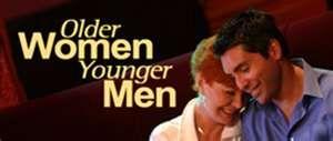 Older WOMEN YOUNGER Men...
