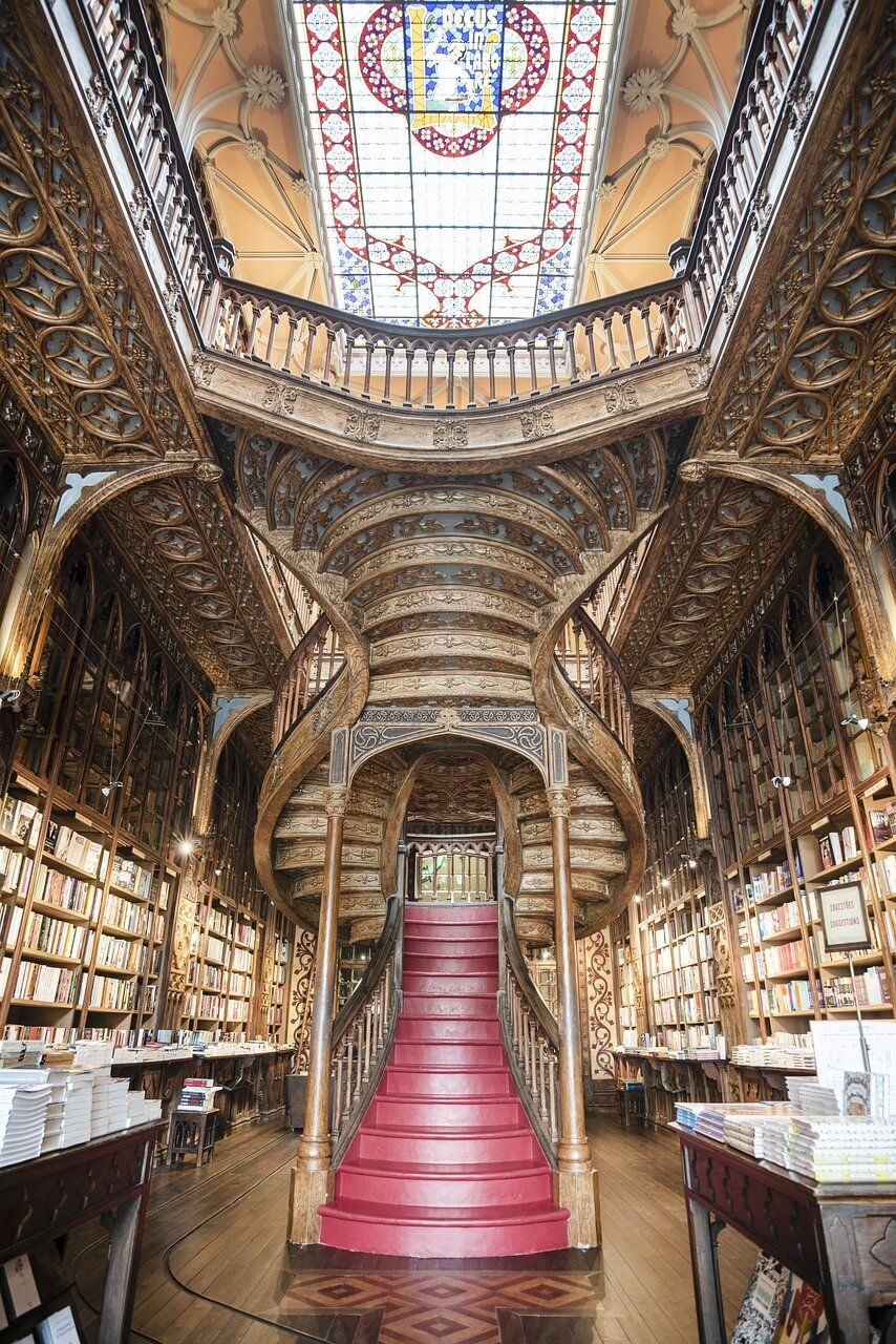 An Unexpected Harry Potter Tour In Porto Portugal Porto Porto Portugal Beautiful Places To Visit