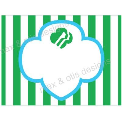 Girl Scout Daisy printable tags for investiture or ...