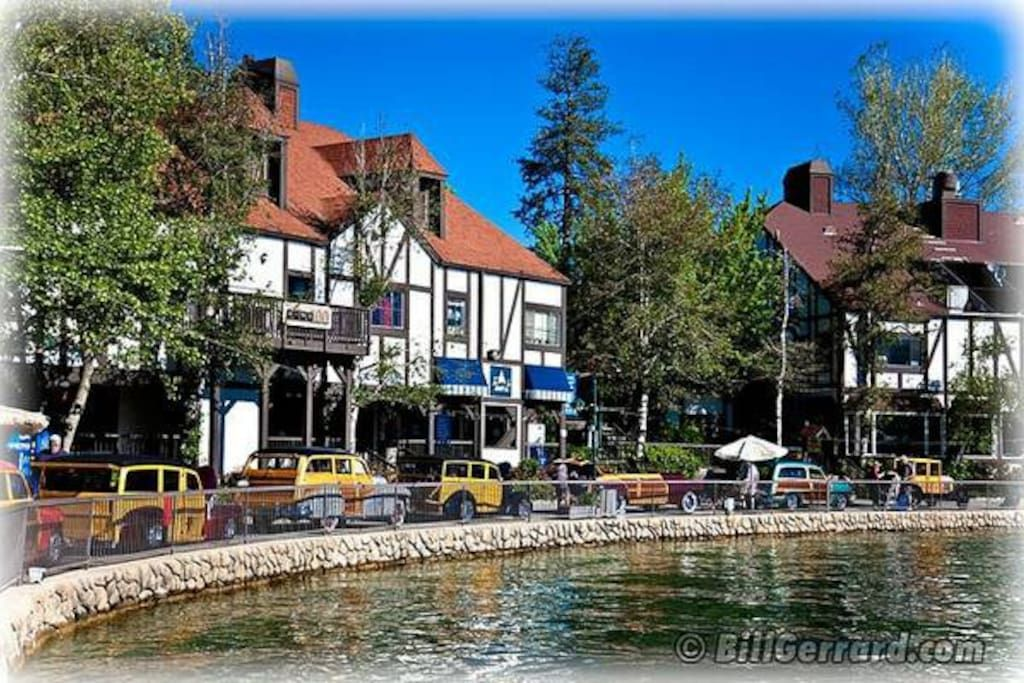 Pin by Studio Hill Design on Lake Arrowhead, CA Lake