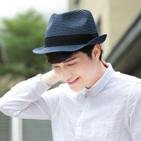 summer fedora hat mens