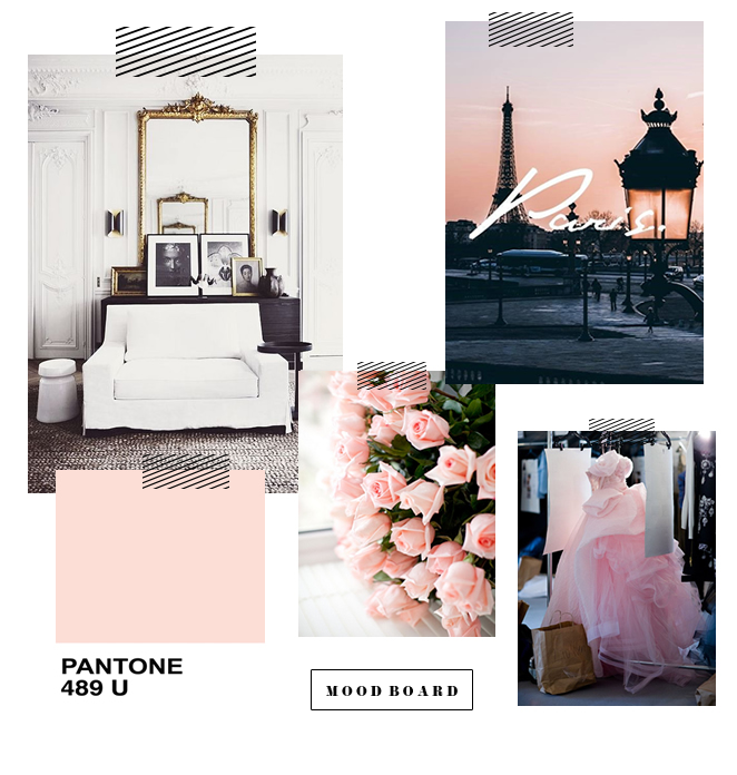 mood board // via STEPHANIE STERJOVSKI