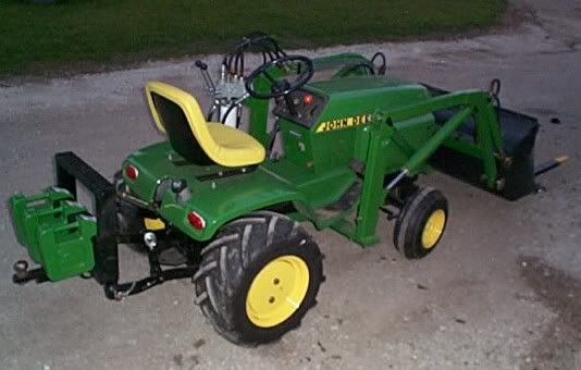 John Deere 317 W Loader My Interests Pinterest Tractor John Deere Garden Tractors And