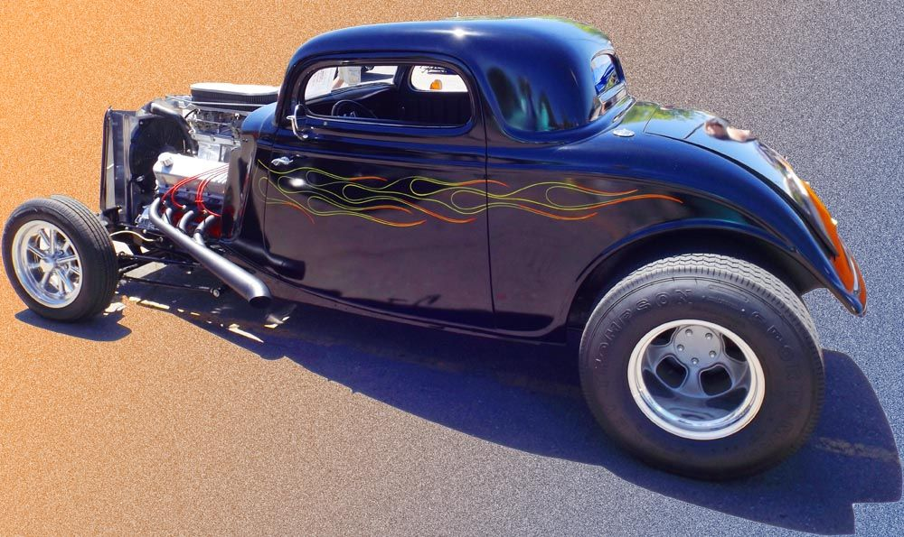 Dallas Street Rods - Hot Rods - Customs and Classic Cars Dallas ...