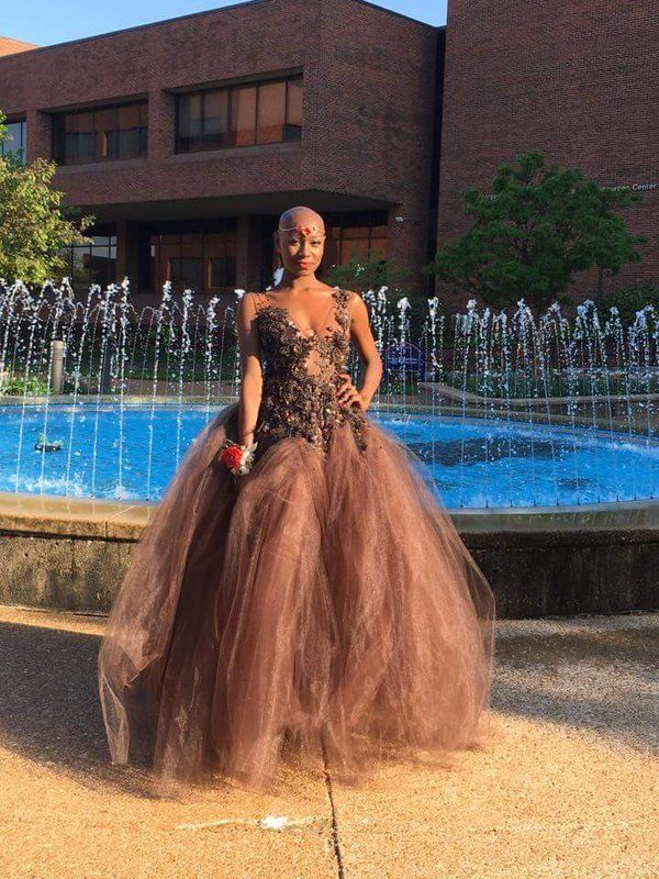 30 Prom Makeup Ideas To Have All Eyes On You: 30 Black Girls Who SLAYED Prom 2016