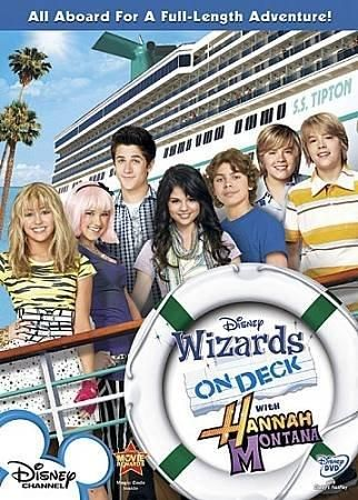 Wizards On Deck With Hannah Montana Dvd Overstock Com Shopping The Best Deals On General Children S Movies Disney Kids Hannah Montana Disney Channel