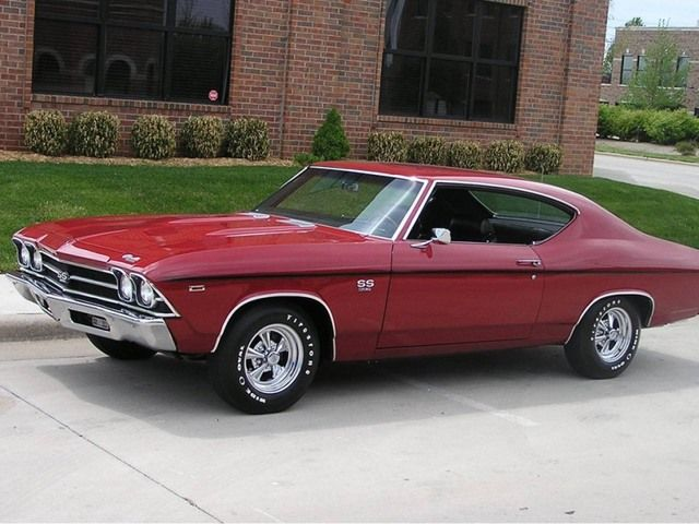 Chevelles Judgmental World Top Muscle Cars My Style