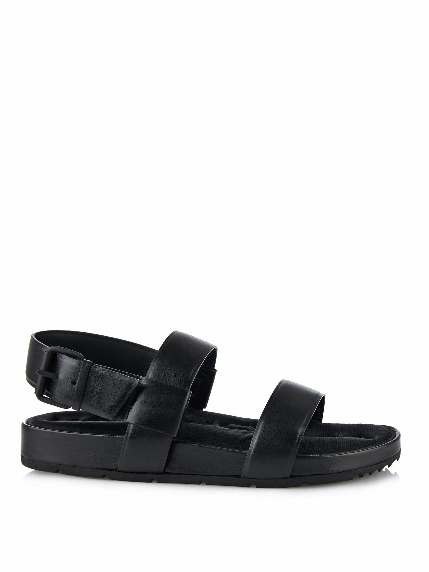 Balenciaga Leather Slingback Sandals with credit card online from china online outlet excellent cheap many kinds of free shipping official site auQeVaEuYY