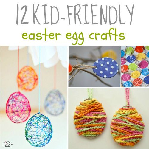 These easter egg crafts are beautiful and fun for kids try the these easter egg crafts are beautiful and fun for kids try the diy crafts at negle Choice Image
