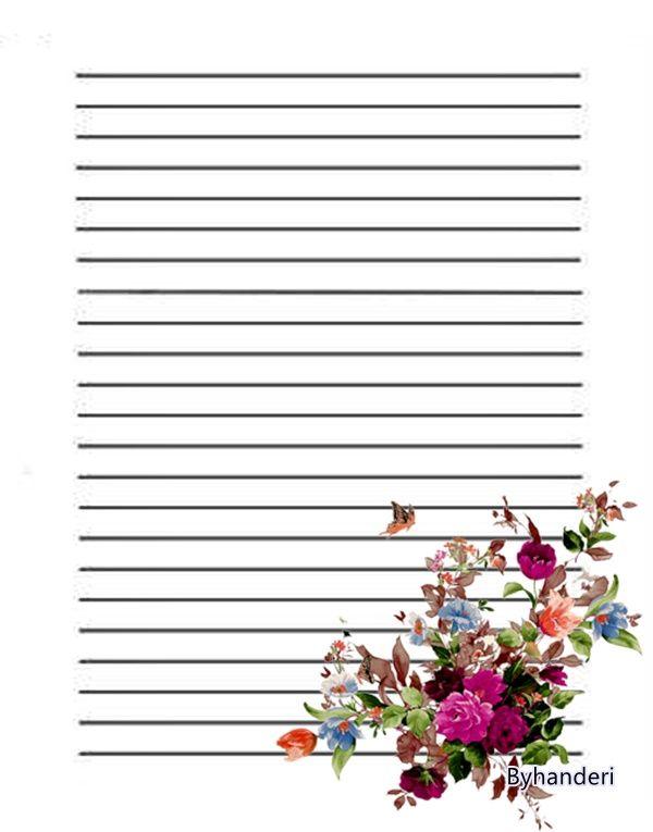 ✼ ✻ ✺ ✹Byhanderi✸ Pensamientos y aprendizaje Pinterest - design paper for writing
