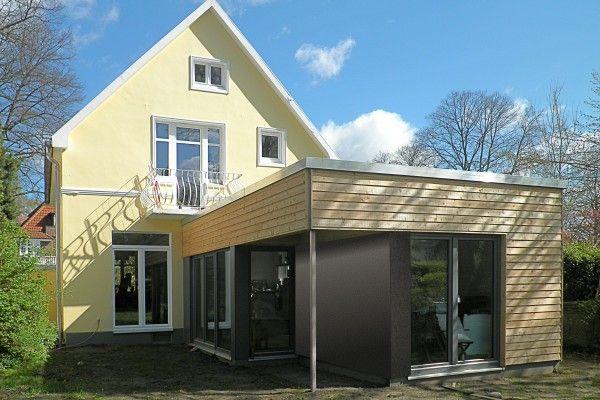Ergänzungen & Umbauten | Typen | HARMS UND KÖSTER BAU GMBH   – Haus