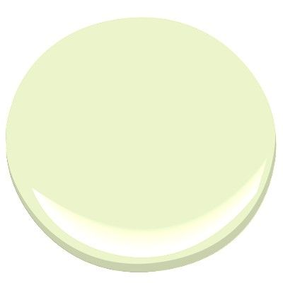 Wispy green 414 paint benjamin moore wispy green paint for Benjamin moore light green