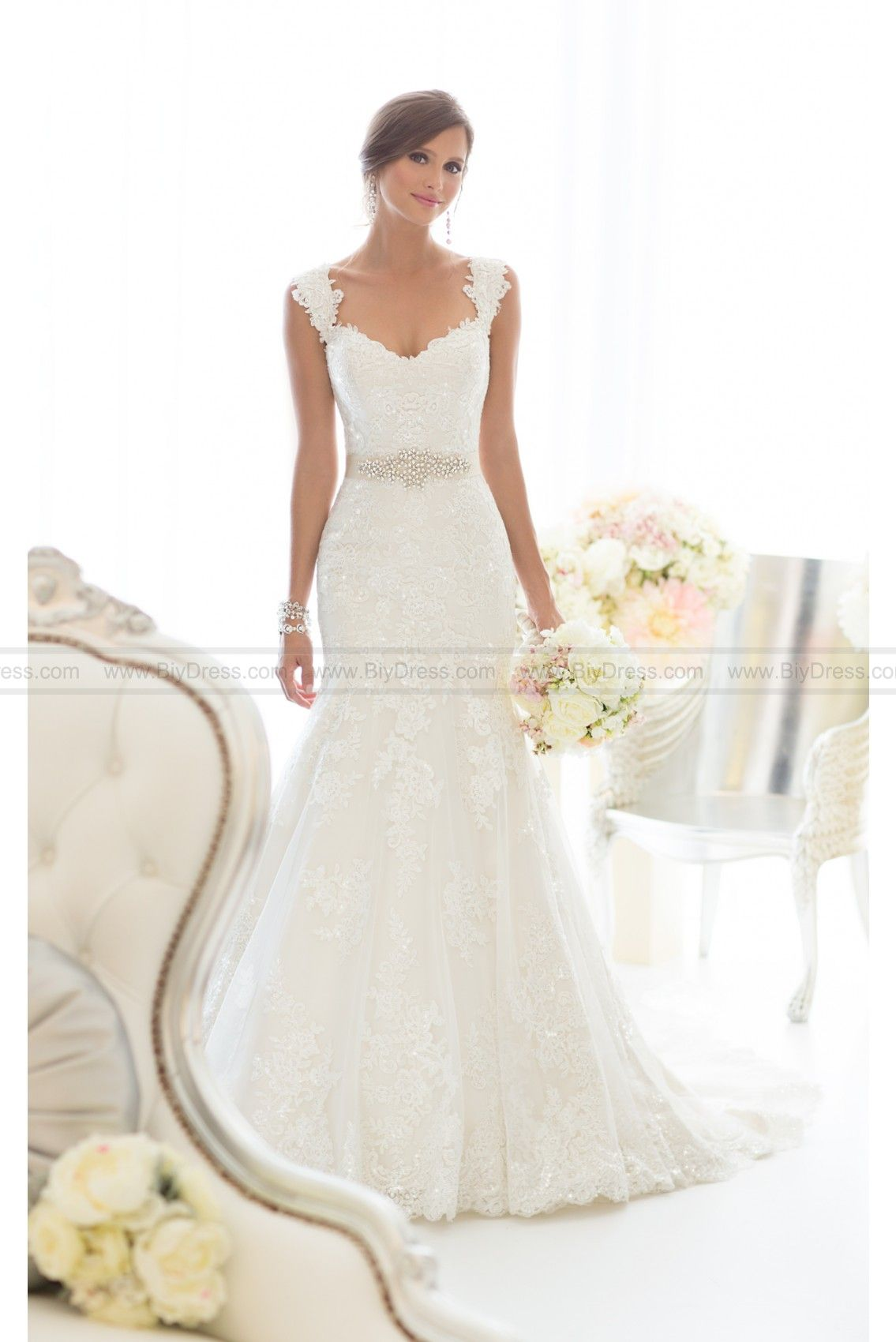 Essense wedding dress style d essense of australia wedding