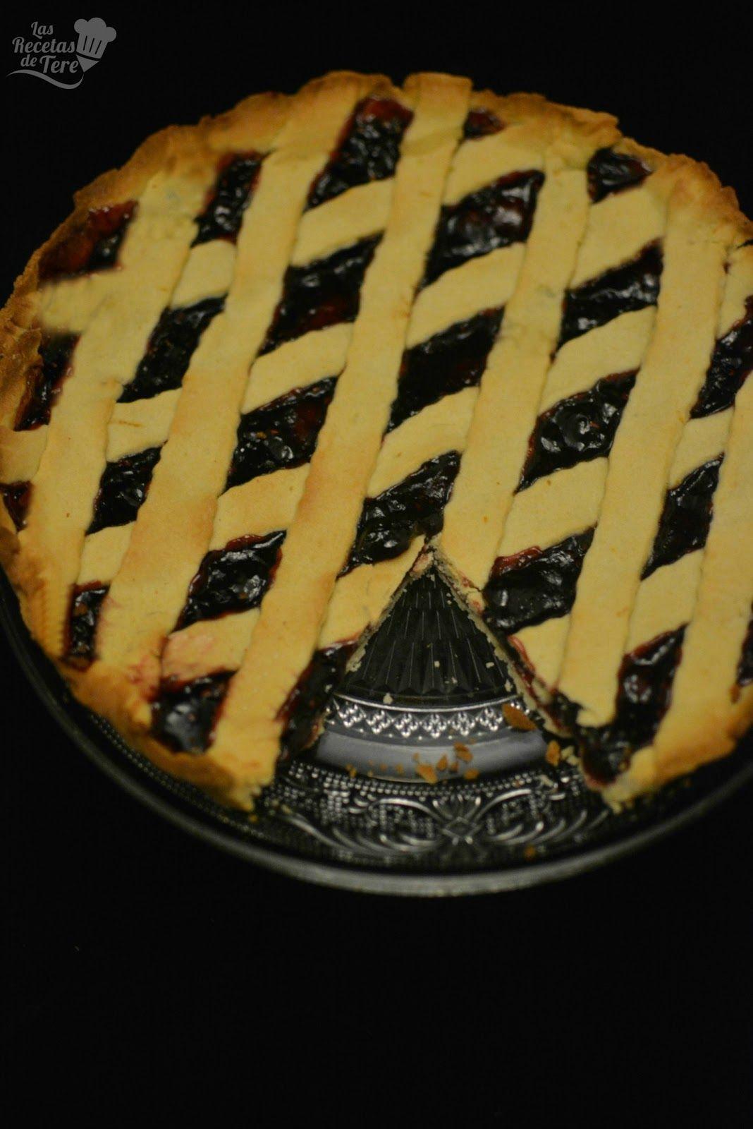 crostata de mermelada tererecetas las recetas de tere 02
