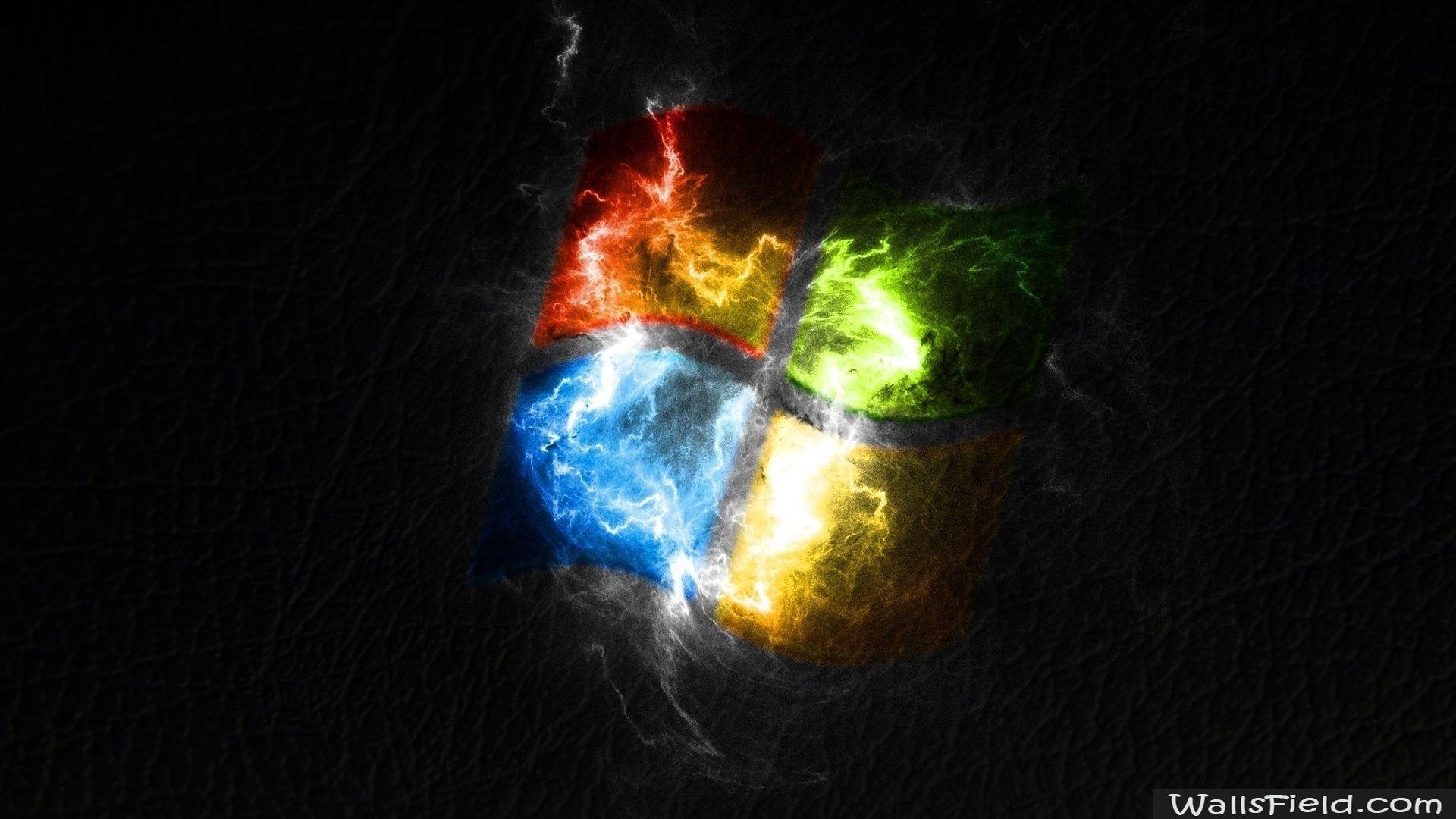 Creative Windows Logo Wallsfield Com Free Hd Wallpapers Wallpaper Windows Wallpaper Microsoft Wallpaper