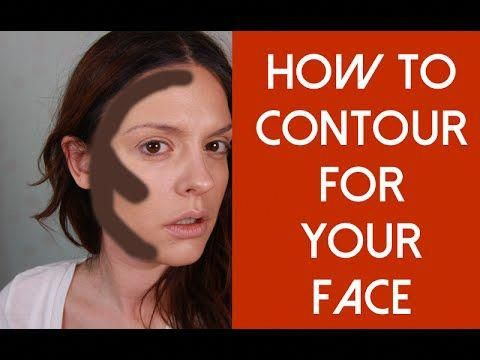 Photo of How to Contour Your Face Shape (makeup for beginners) #FaceSkinCareTips
