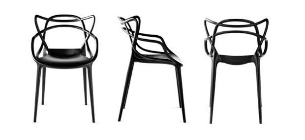 This Seating Called U0027Masters Chairu0027 Was Designed By Philippe Starck And  Eugeni Quitllet For