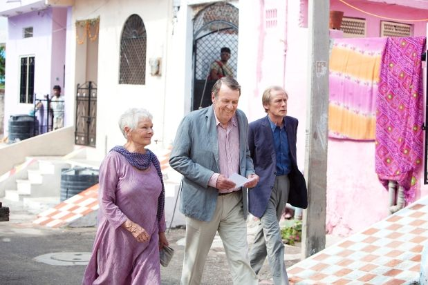 Movie review: Best Exotic Marigold Hotel