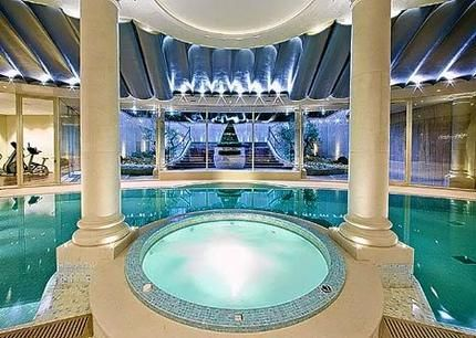 Israeli Billionaire Lev Leviev Has The 5th Most Expensive Pool In