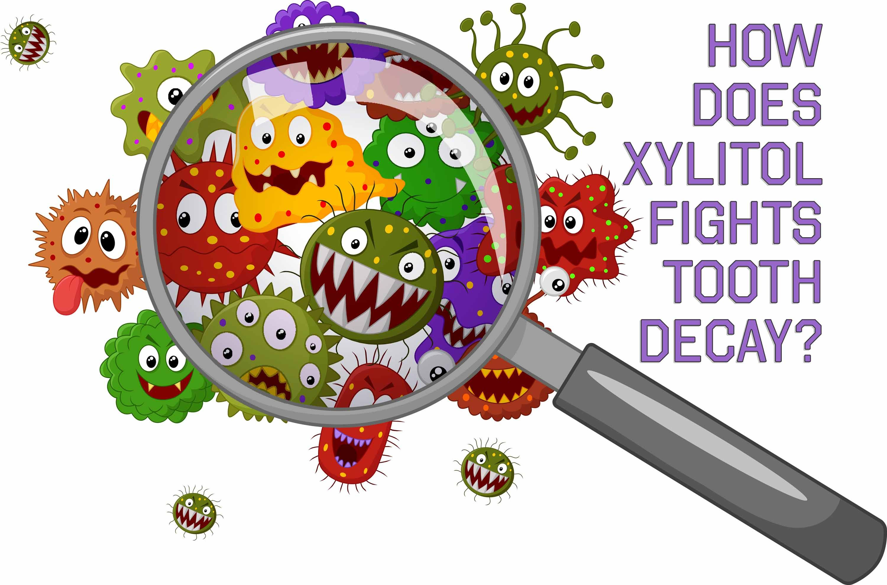 Find out how xylitol fights tooth decay! Don't have time to read now?  Save and read later!