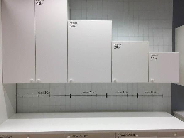 Corner Wall Cabinet Kitchen Dimensions - Sarkem.net