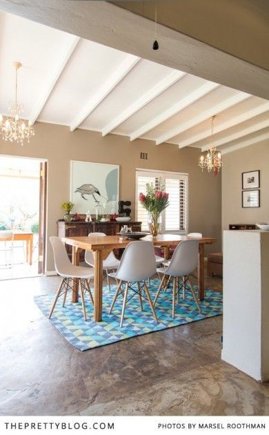 Eclectic 1950s Home