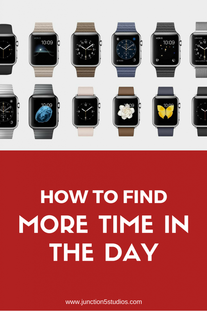 How to find more time in the day App development