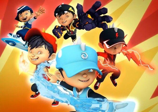 Boboiboy The Movie 2016 Cam 300mb Vodlocker Moviez Galaxy Movie Animated Movies Movies 2016