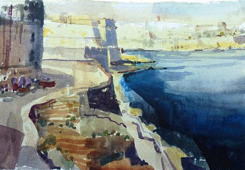 Learning From Turner Part Four Temperature Learn Watercolor