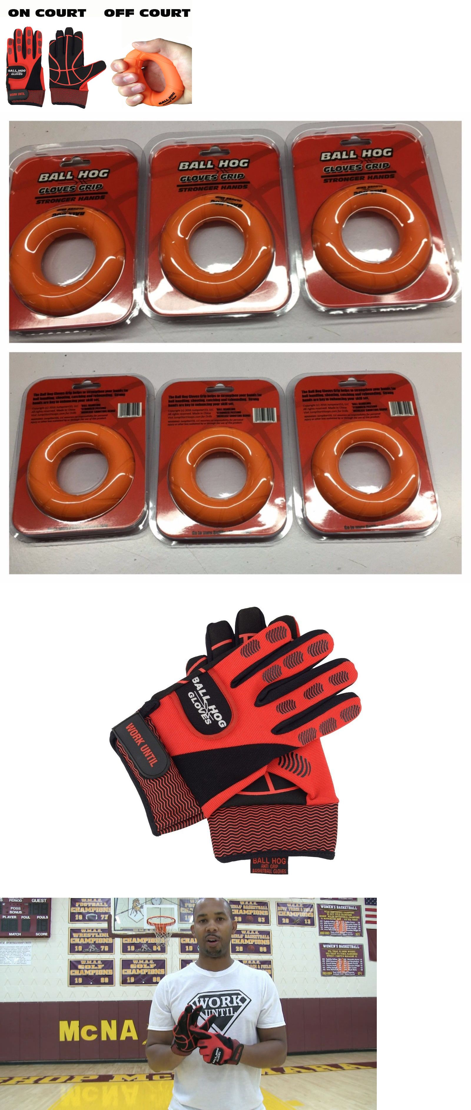 Male gloves ebay - Training Aids 64642 Ball Hog Gloves Weighted X Factor And Ball Hog