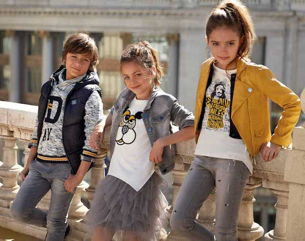 18135dbf4 Mayoral online colección de moda infantil AW 2017 | Friendship ...