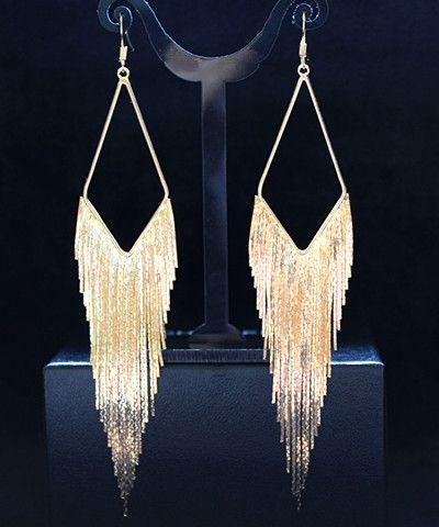 Statement black silver earrings Black Gothic beaded tassel earrings Elegant night black  girlfriend earrings statement Black evening jewelry