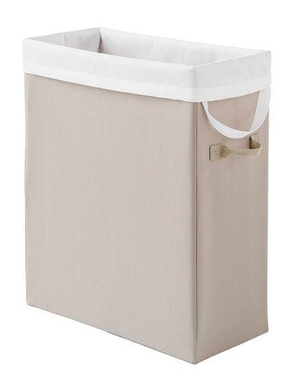 Slim Space Saving Laundry Hamper By Neatfreak At Gilt Laundry Hamper Kitchen Furniture Storage Hamper