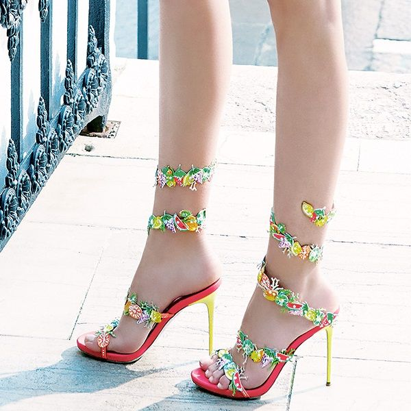 Sandals with Pearls Spring/summer Rene Caovilla 1epmE3