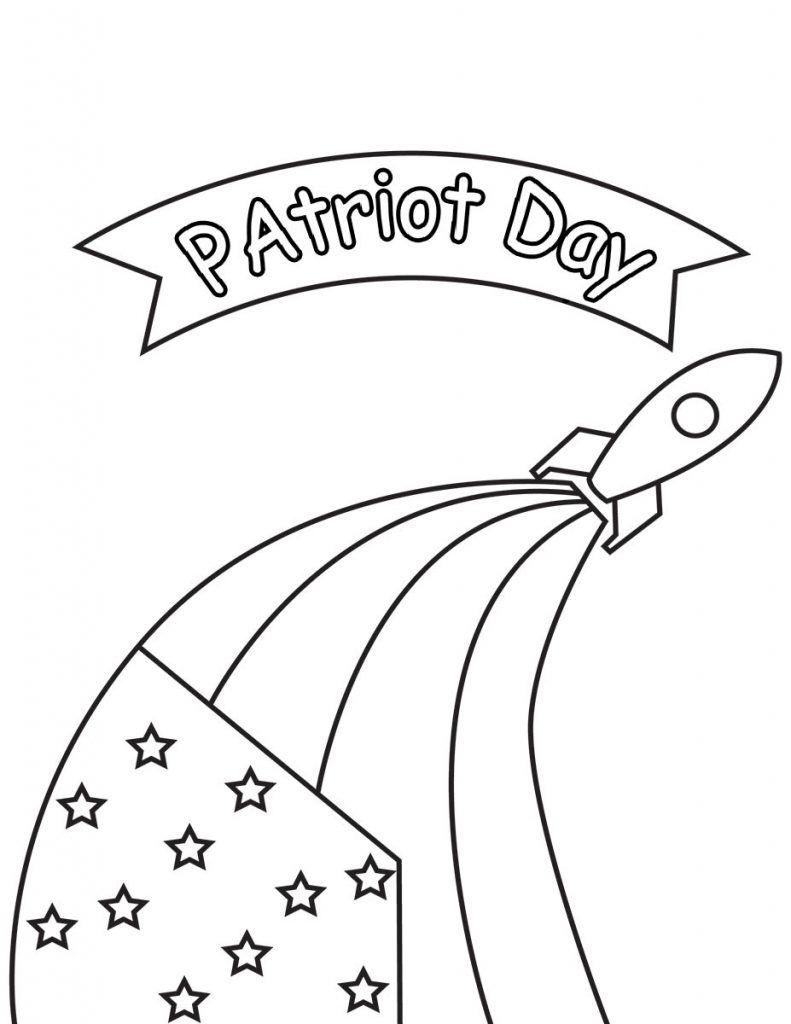 9 11 Coloring Pages Patriots Day Adventure Time Coloring Pages