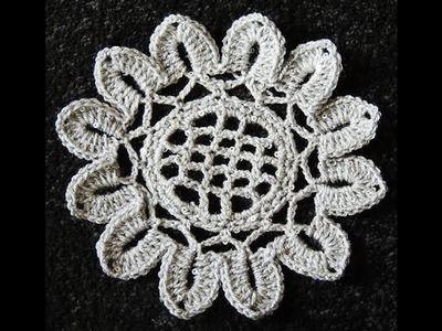 Crochet  : Girasol