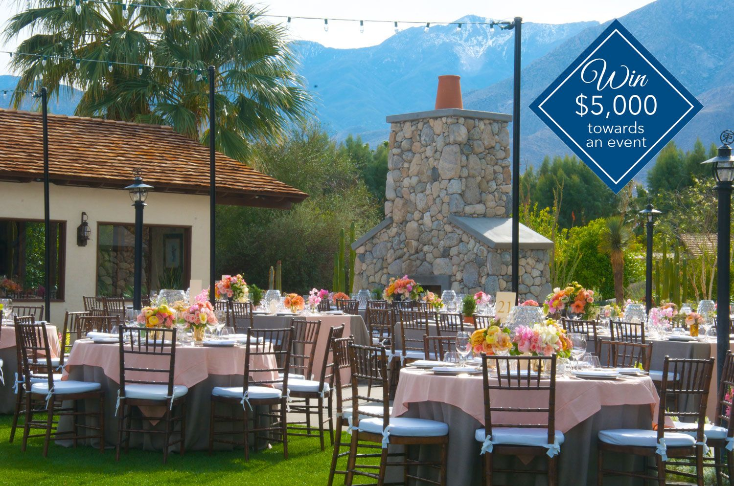 Warm Up Your Winter Wedding Https Classicpartyrentals Com Giveaway Win A Classic Party Rentals Palmdesert Wedding W Event Rental Event Classic Linen