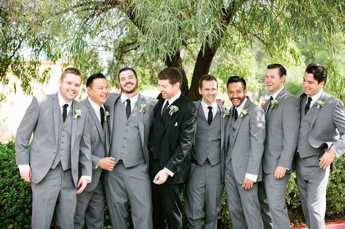 Grey Black Valencia Slim Fit Suit The Perfect Suits For Your Rustic Wedding