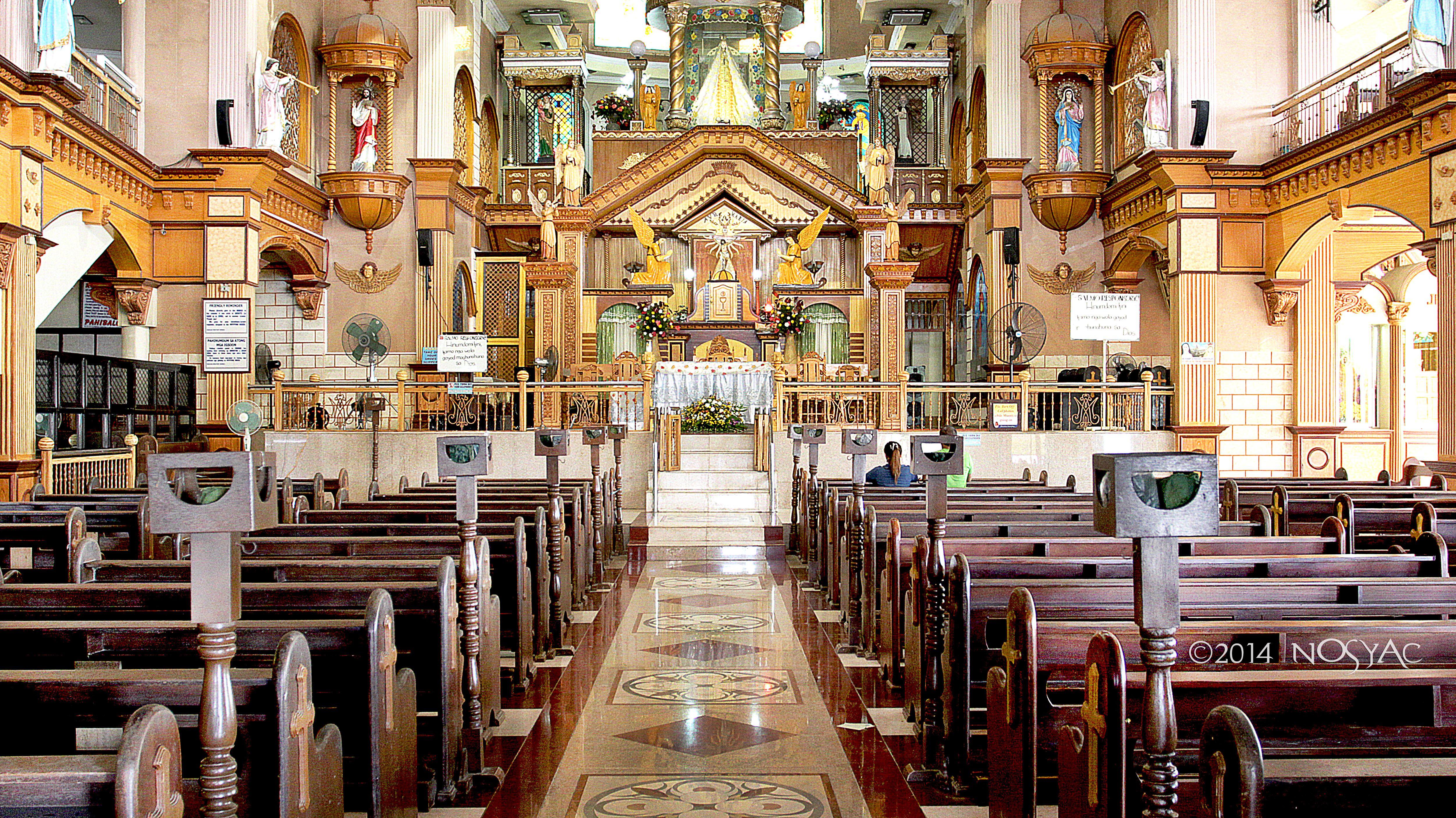 simala sibonga cebu philippines castle church my home