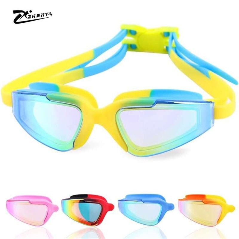 Professional Swimming Glasses Children Anti Fog Kids Sports Goggles Water Child Swim Eyewear Waterproof Swimming Goggles Outdoor You Should Know In 2020 Swimming Glasses Swimming Goggles Professional Swimming