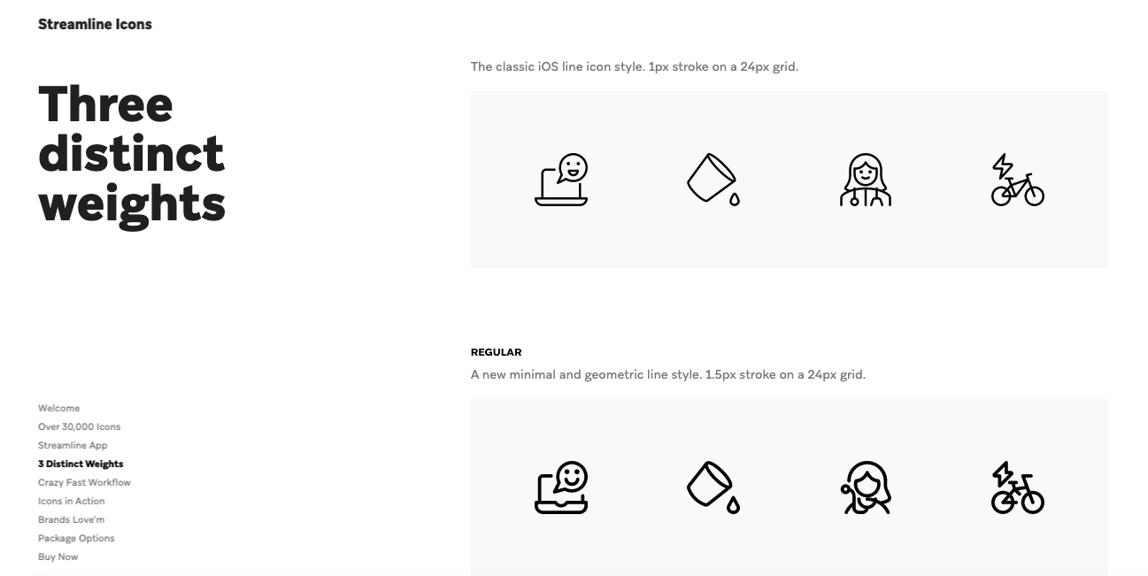 Streamline Icons To Buy For Free With Attribution Icon Png Icons Line Icon