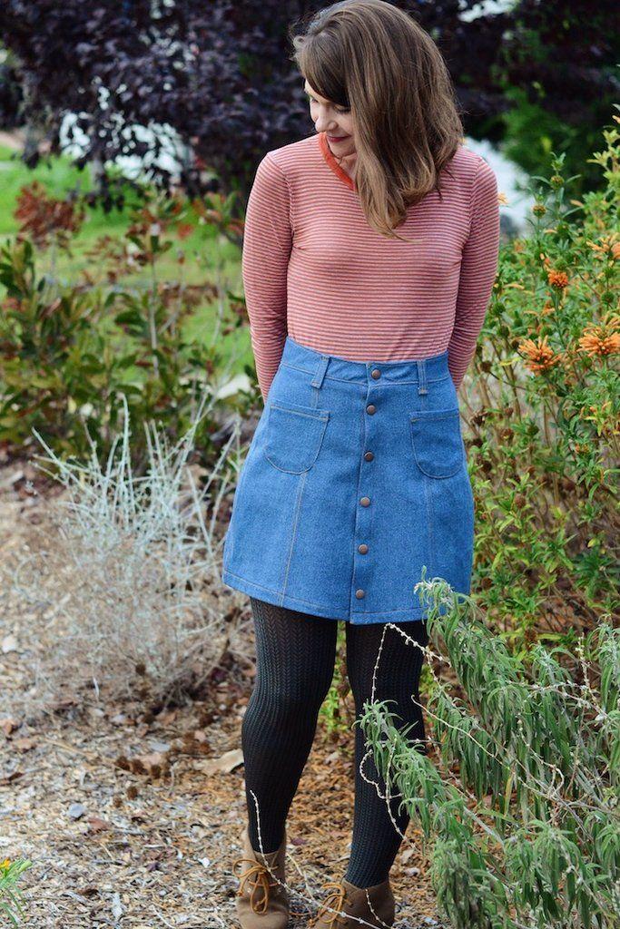 Awesome Nähmustern Jeans Embellishment - Decke Stricken Muster ...