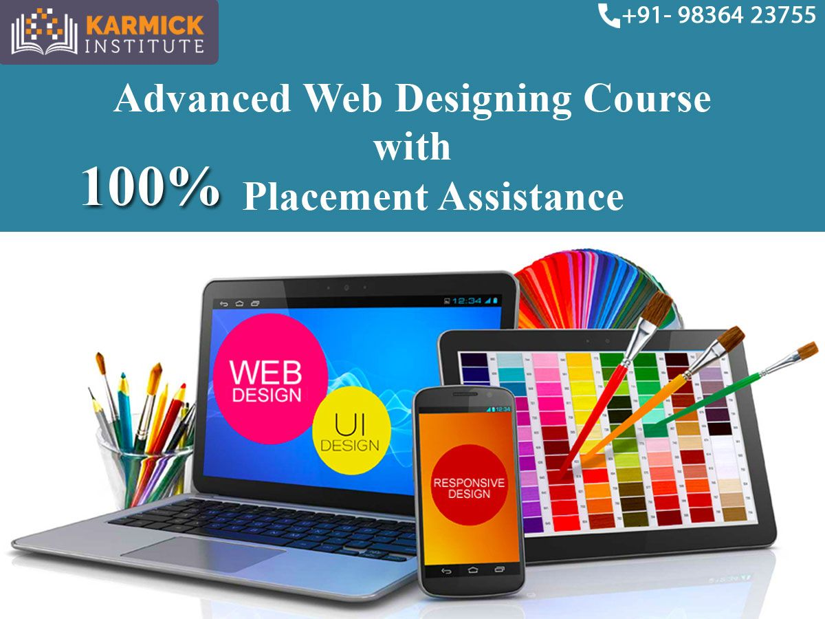Are You Dreaming Of To Build Up A Career In Web Designing We Can Help You Learn From Our Industry Experts And Get Certif Web Design Course Web Design Design