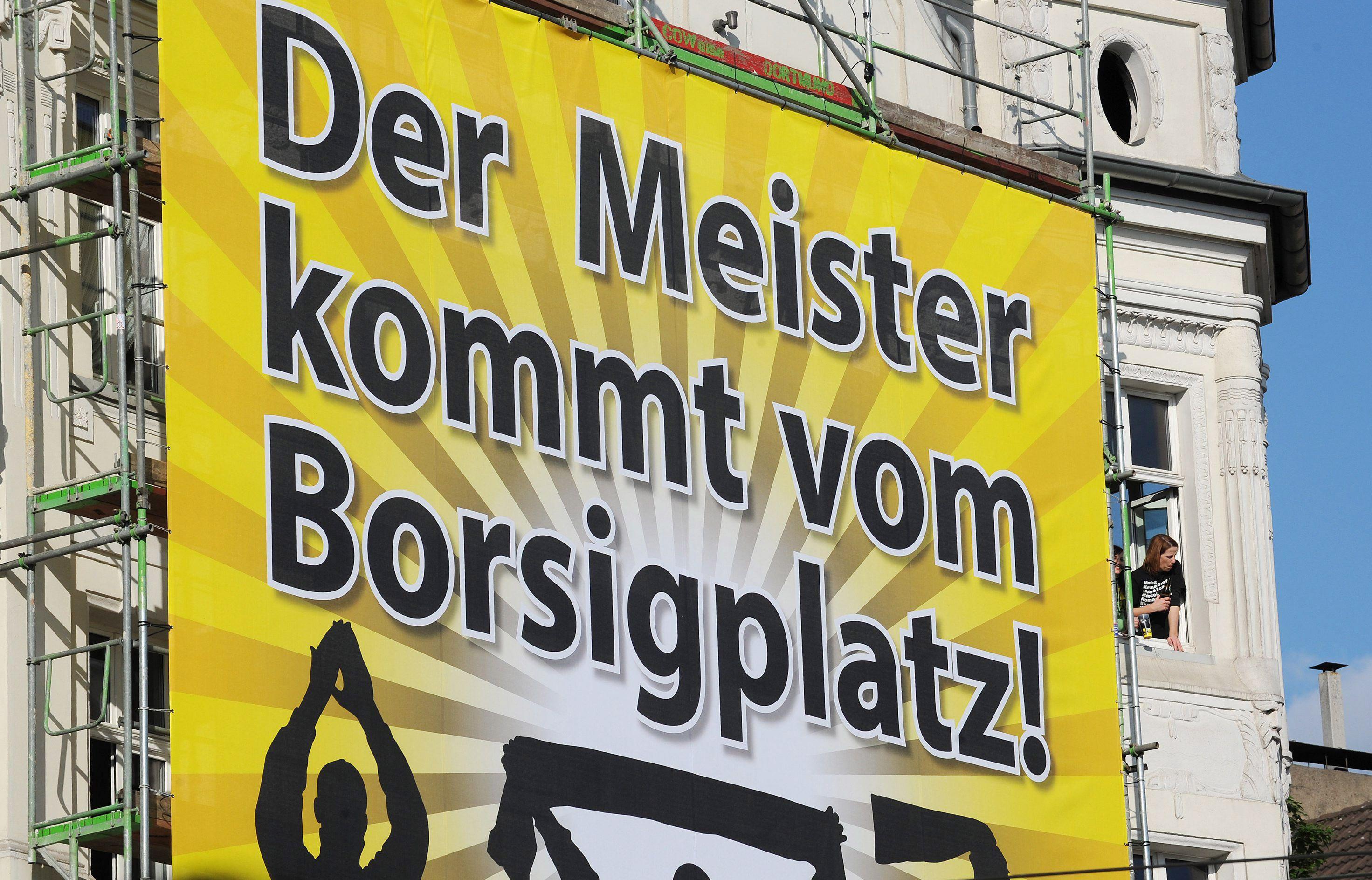 Der Meister kommt vom Borsigplatz! © by GEPA pictures